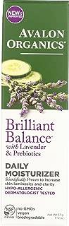 product image for Avalon Organics Brilliant Balance Daily Moisturizer, 2 oz.