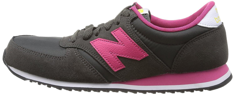 New Balance Balance New U420 Damen Sneakers Grau (Grau/Pink) 6ec30c
