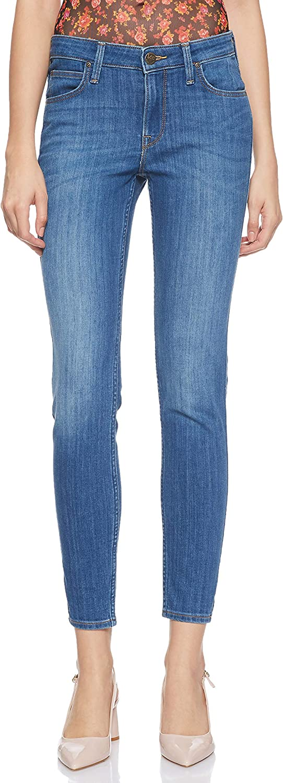 Lee Women's Scarlett High Jeans Blue (High Blue Yon)