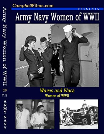Amazon com: Army Navy Waves, WACs, WAFS and Women Of WW2 old