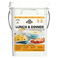 Deals on Augason Farms Lunch and Dinner Emergency Food Supply 4-Gal