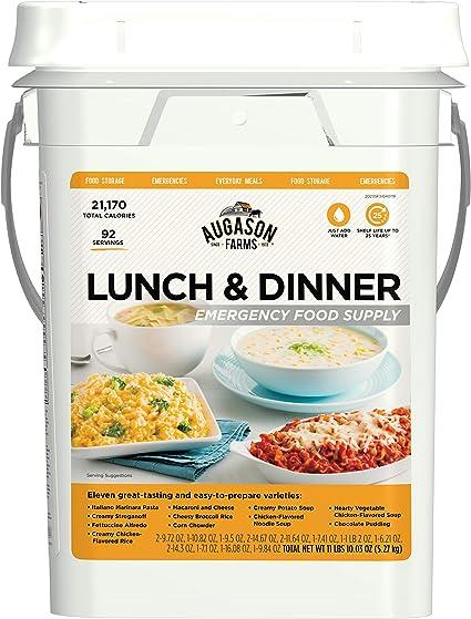 best survival food kits