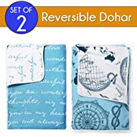 Divine Casa Single Bedsheet, Double Bedsheet, Dohar