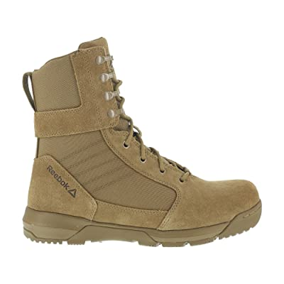 Amazon.com : Reebok Men's Nano Military Boot with Uform - AR670-1 Compliant, Coyote, Size 11.5 : Clothing