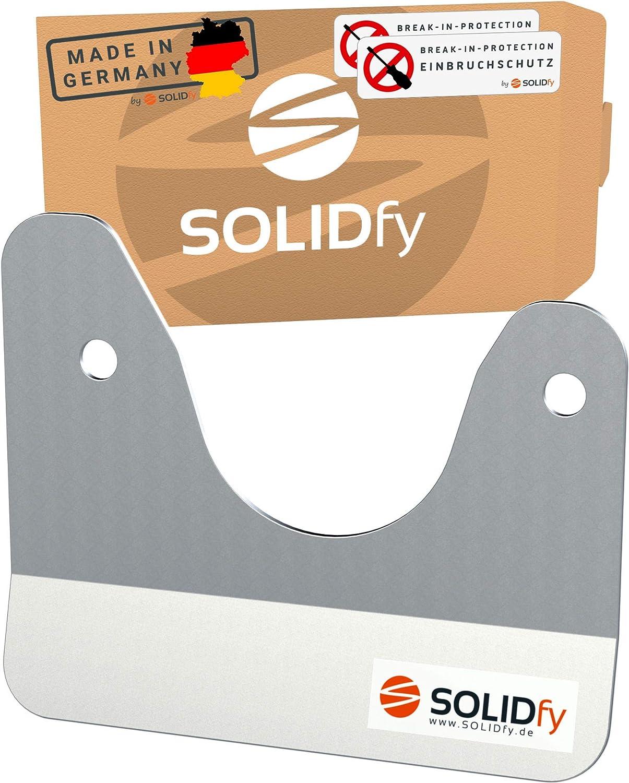 Solidfy Einbruchschutz Hecktür Prick Stop Sicherung Aus Edelstahl Für Ducato Jumper Boxer X250 X290 Auto