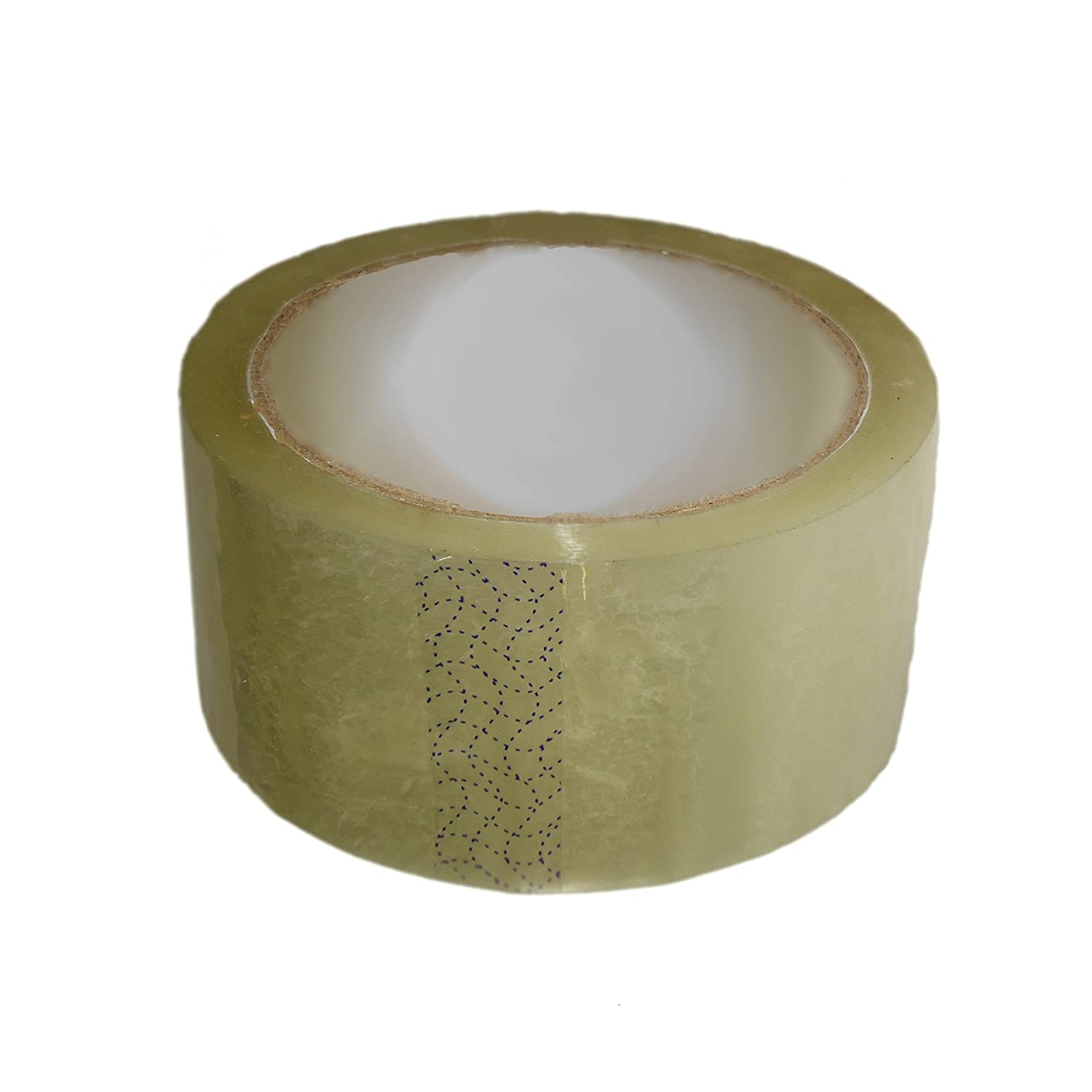 K-One 6 ROLLS OF K-One CLEAR PARCEL PACKING TAPE 48MM X 66M