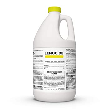 Lemocide 1 Gallon Mold and Mildew Cleaner