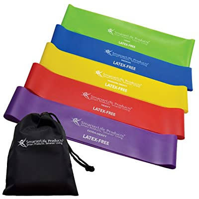 UK Highly Elastic Premium-Quality Natural Latex,Resistance Bands Eco-Friendly