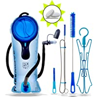 FREEMOVE 2L Hydration Bladder Pack with Cleaning Kit or 3L Water Bladder or Cleaning Tabs 24 Pack, Leak Proof and BPA…