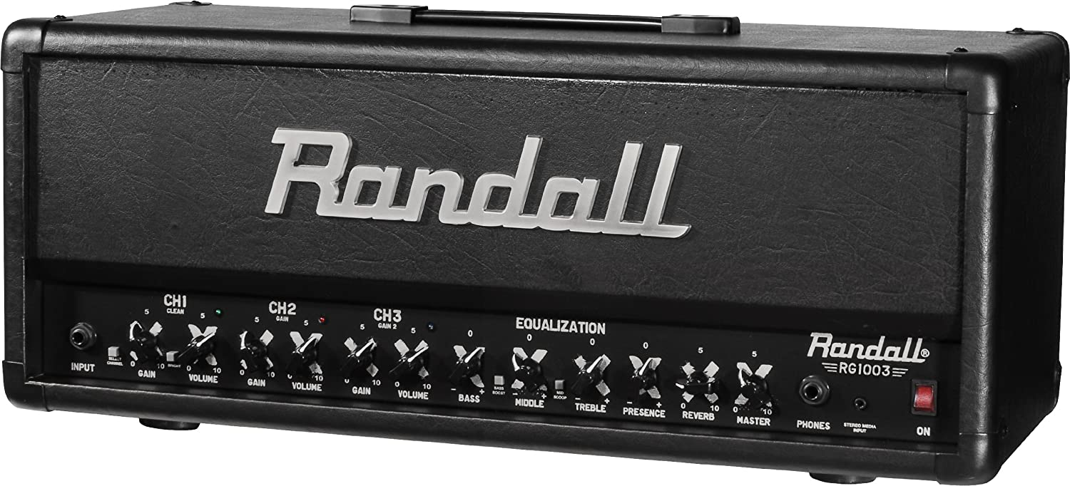 Randall RG1003 RG Series Amplifier Head