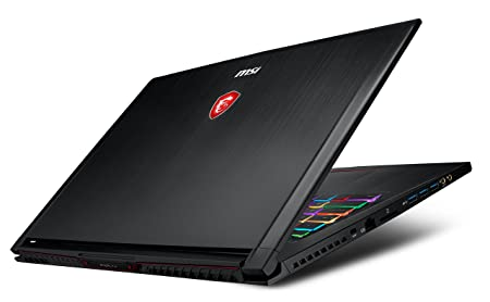 MSI GS73 Stealth 8RE-006ES - Ordenador portátil Gaming de 17.3