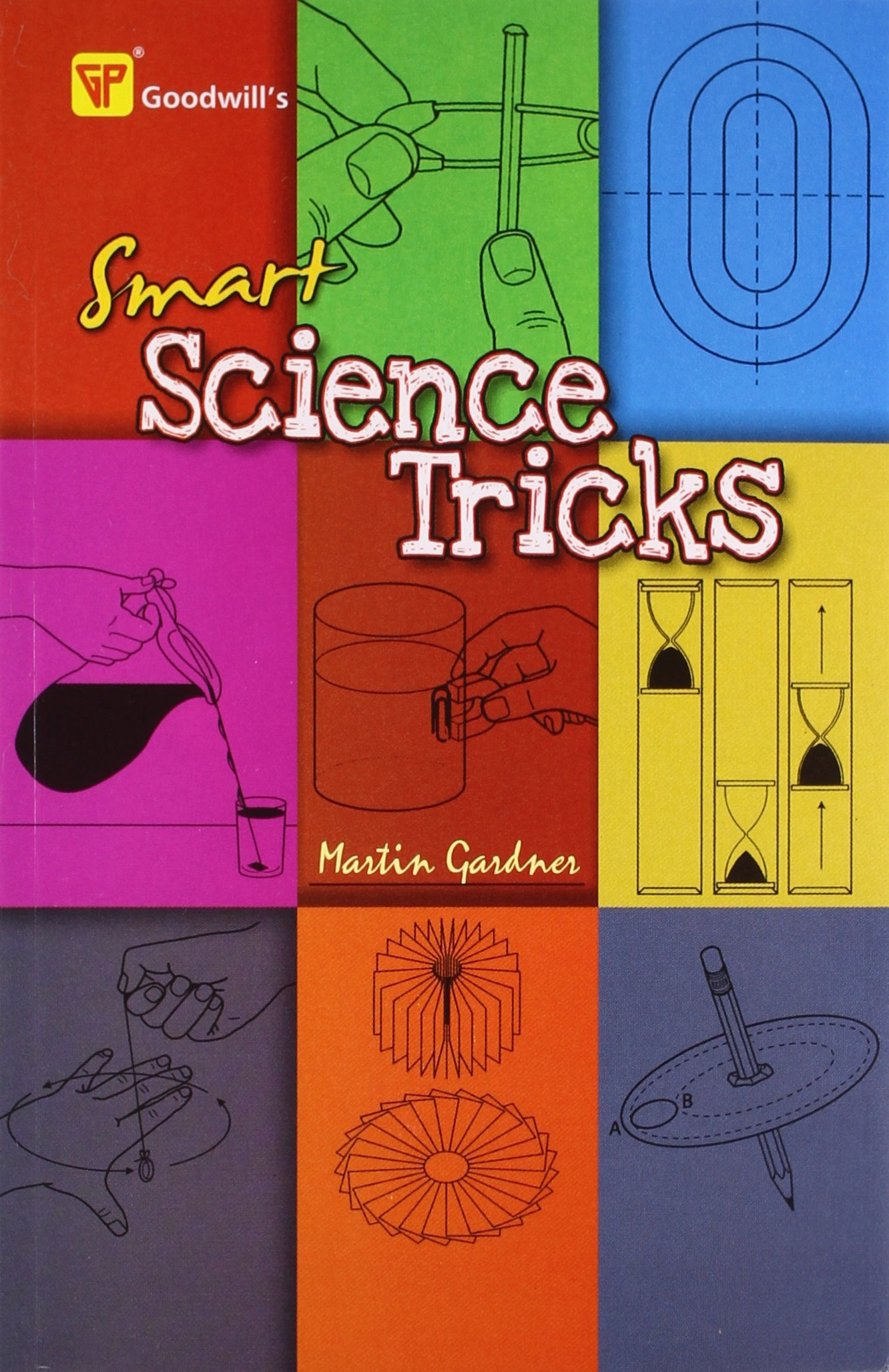 Martin gardner books related products dvd cd apparel smart science tricks fandeluxe Image collections