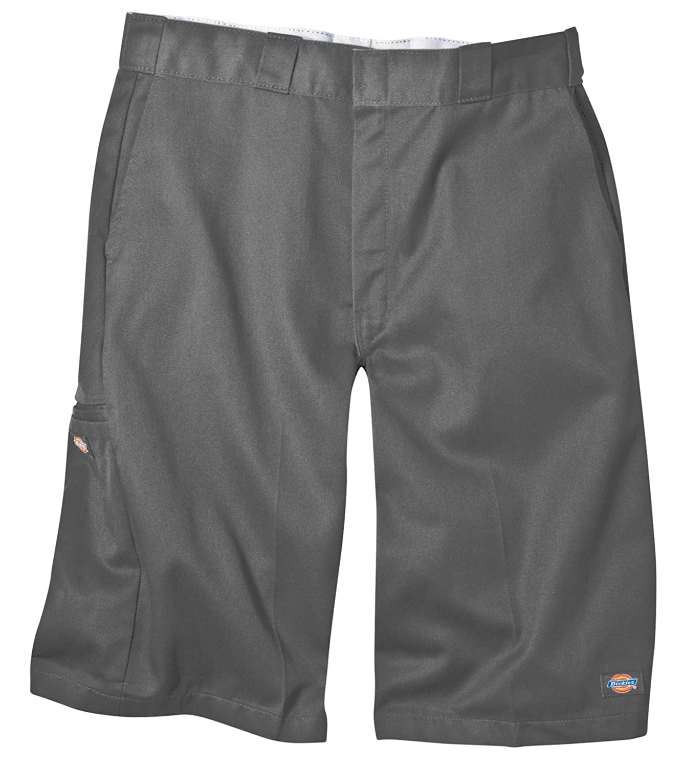 Dickies Men's 13 Inch Loose Fit Multi-Pocket Work Short, Charcoal, 48 42283CH 48