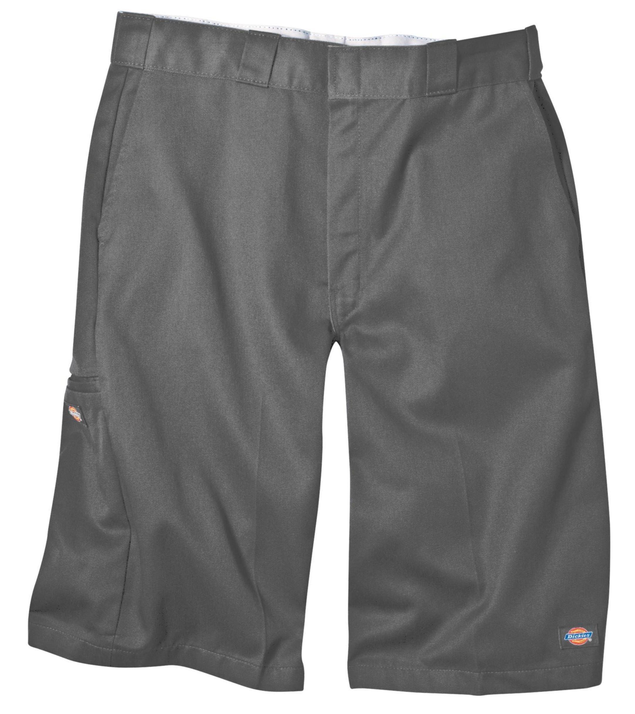 Dickies Men's Big-Tall 13 Inch Loose Fit Multi-Pocket Work Short, Charcoal, 50