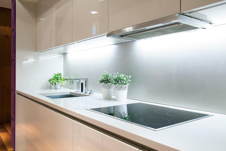 LED Unterbauleuchte |113.6cm | neutralweiß | LED Lichtleiste 18W ...