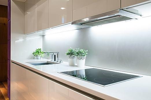 LED Unterbauleuchte |143.6cm | warmweiß | LED Lichtleiste 19W ...