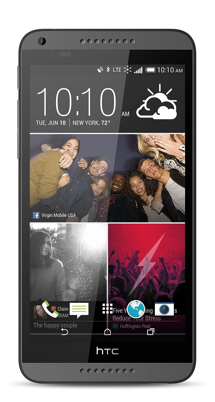 HTC Desire 816 Black (Virgin mobile) - 5 5 inch S-LCD Display