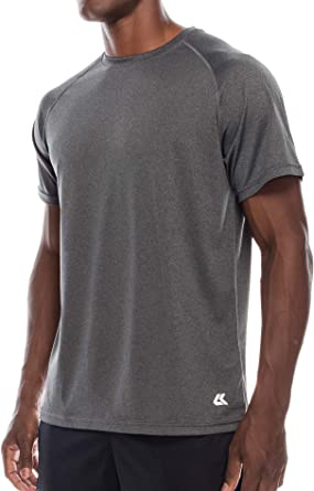 Men/'s Workout Running T-shirt  Short Sleeve Dri-fit Breathable Tops Quick-dry