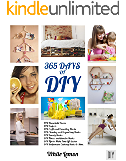 DIY 365 Days Of A Collection Household Hacks