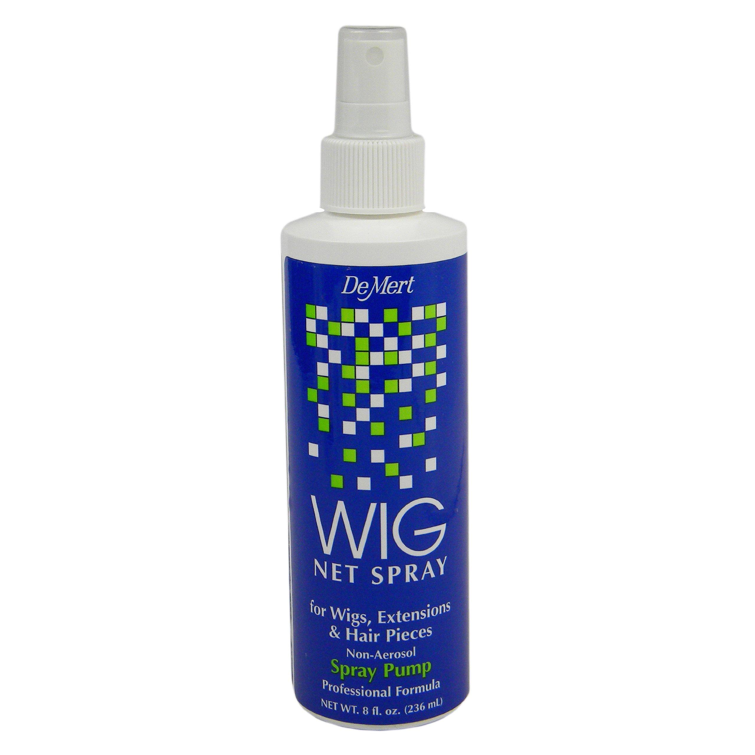 Demert Wig and Weave Wig Net Spray Pump, 8 Ounce