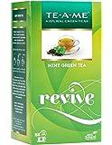 TE-A-ME Green Mint Tea Pack of 25 Tea Bags
