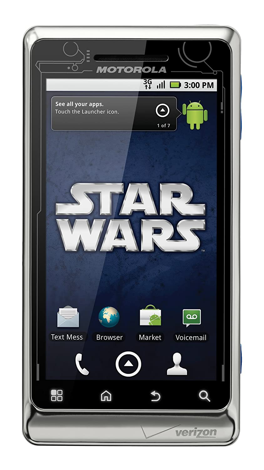 Amazon motorola droid r2d2 android phone verizon wireless amazon motorola droid r2d2 android phone verizon wireless cell phones accessories kristyandbryce Image collections