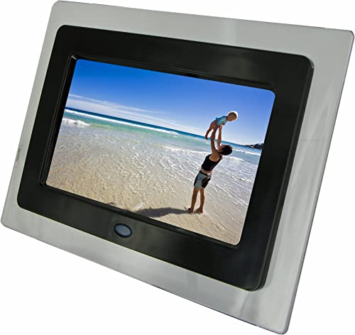 KITVision 7 inch Digital Photo Frame – Black