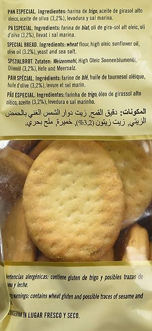 Quely, Crackers salado de agua (Tapas) - 10 de 200 gr. (Total 2000 gr.): Amazon.es: Alimentación y bebidas