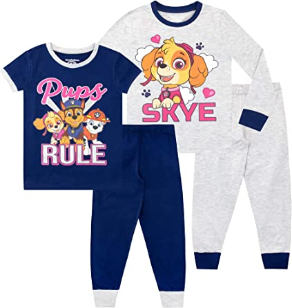 Paw Patrol Girls Pajamas