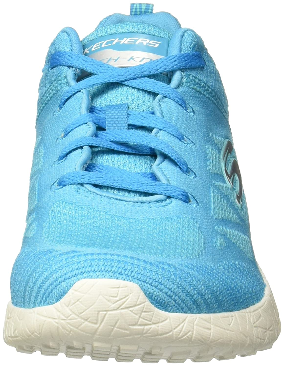 Skechers Sport Women's Burst Fashion Sneaker B01GET7AH6 6.5 B(M) US|Blue