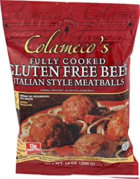 Colameco Frozen Beef Meatball
