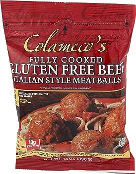 Colameco's Beef Meatball Gluten-free 14-oz Frozen Meatballs