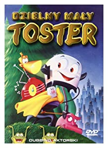 The Brave Little Toaster [DVD] (English audio)