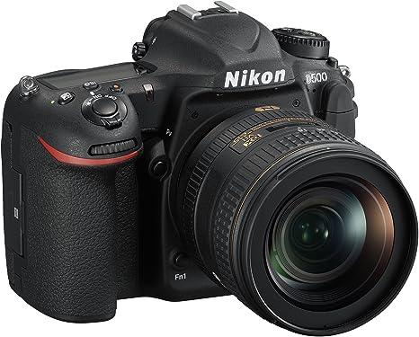 Nikon AF-S Nikkor D500 DX 16-80 mm VR-Cámara de Fotos Réflex ...