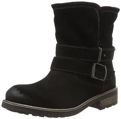 Tamaris Damen 254 Kurzschaft Stiefel: : Schuhe