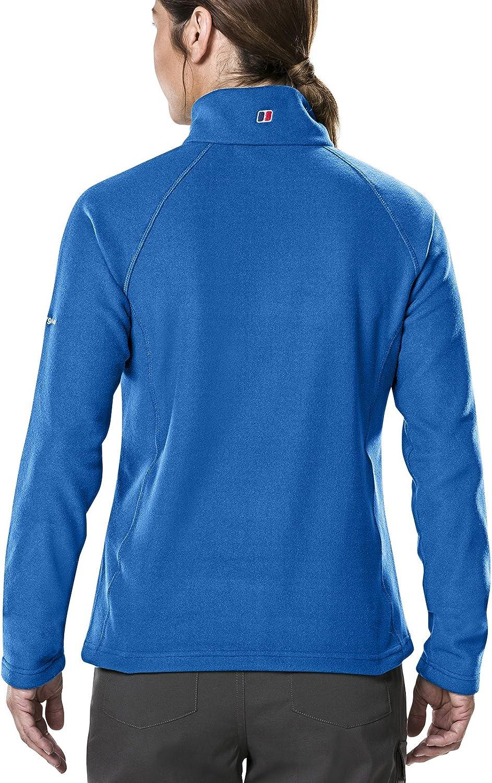 Berghaus Womens Arnside Fleece Full Zip Fleece Jacket