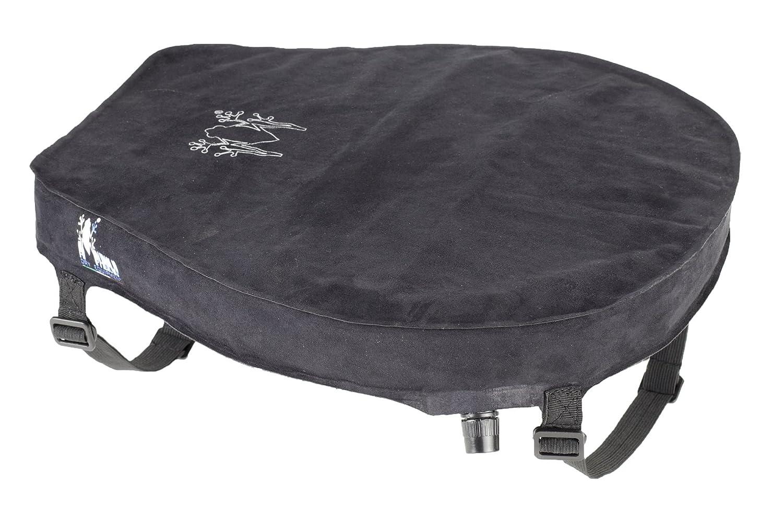 Amphibious Rückenauflage Softseat schwarz MA-02.01_NEGRO