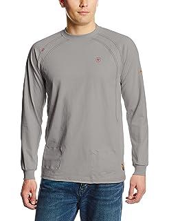 5b3b1f6045c Amazon.com  ARIAT FR Polartec 1 4 Zip Top  Clothing