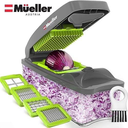 Mueller-Austria-Vegetable-Chopper-Multi-Blade