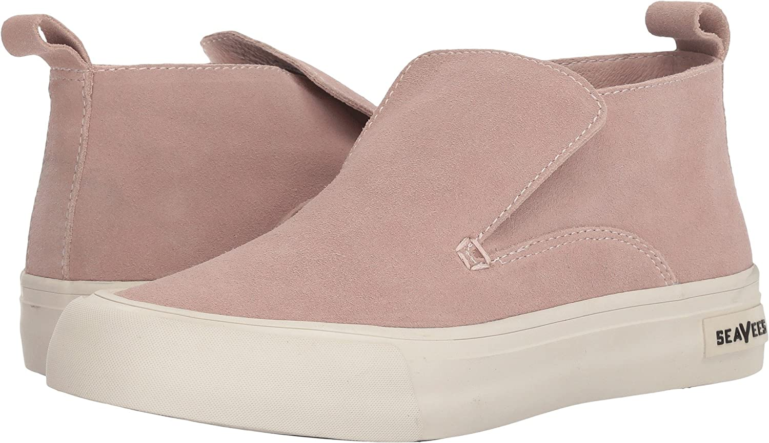 SeaVees Women's Huntington Middie Sneaker B008TV46DE 5 B(M) US|Rose Quartz