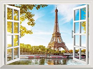 wall26 Peel and Stick Wallpapaer -Collage -   Removable Large Wall Mural Creative Wall Decal (36