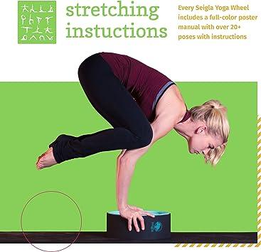 Seigla Yoga Wheel Basic 12