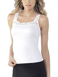 f10e41388d Vassarette Women s Microfiber Camisole 4817072