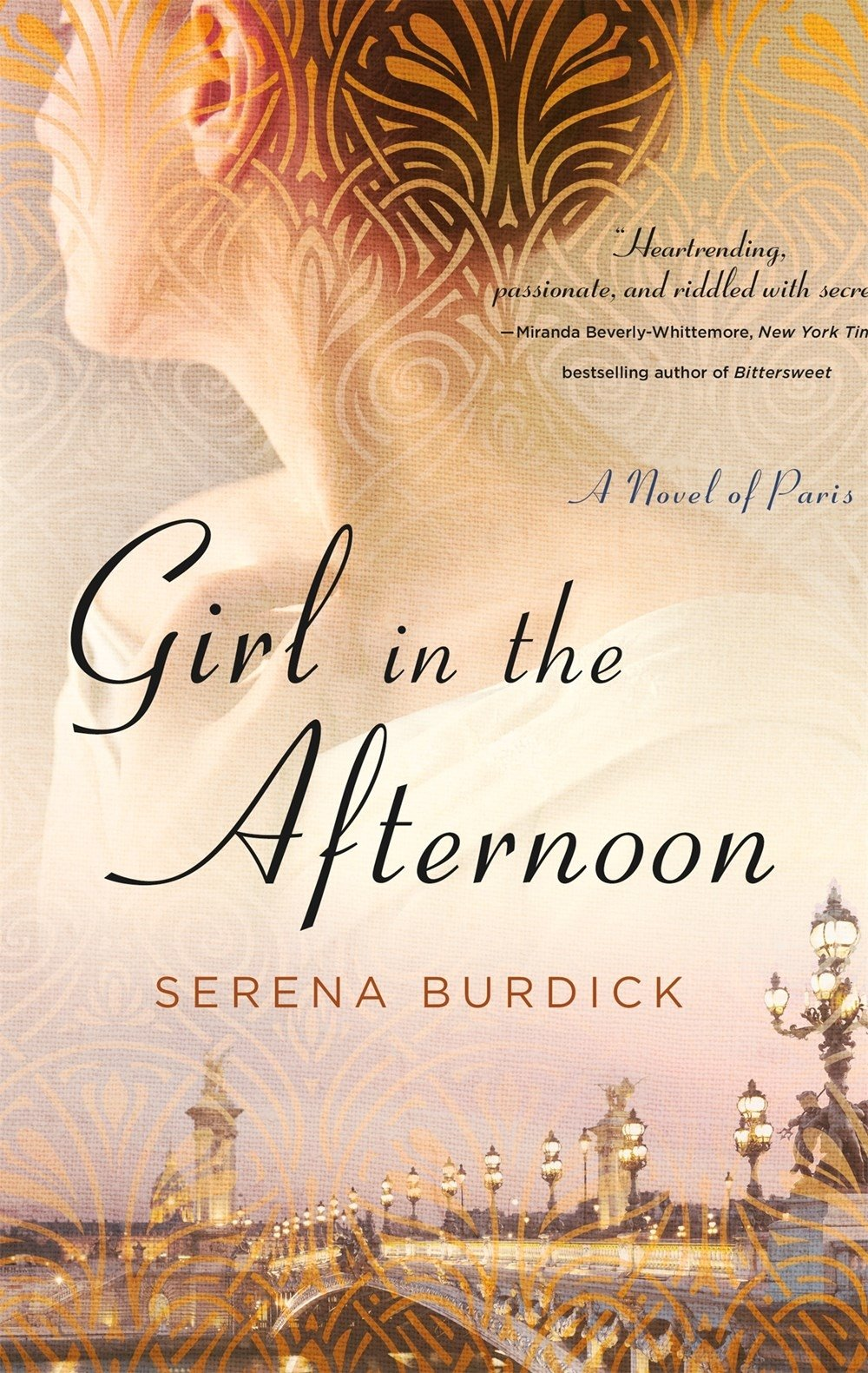 Girl in the Afternoon: A Novel of Paris ebook