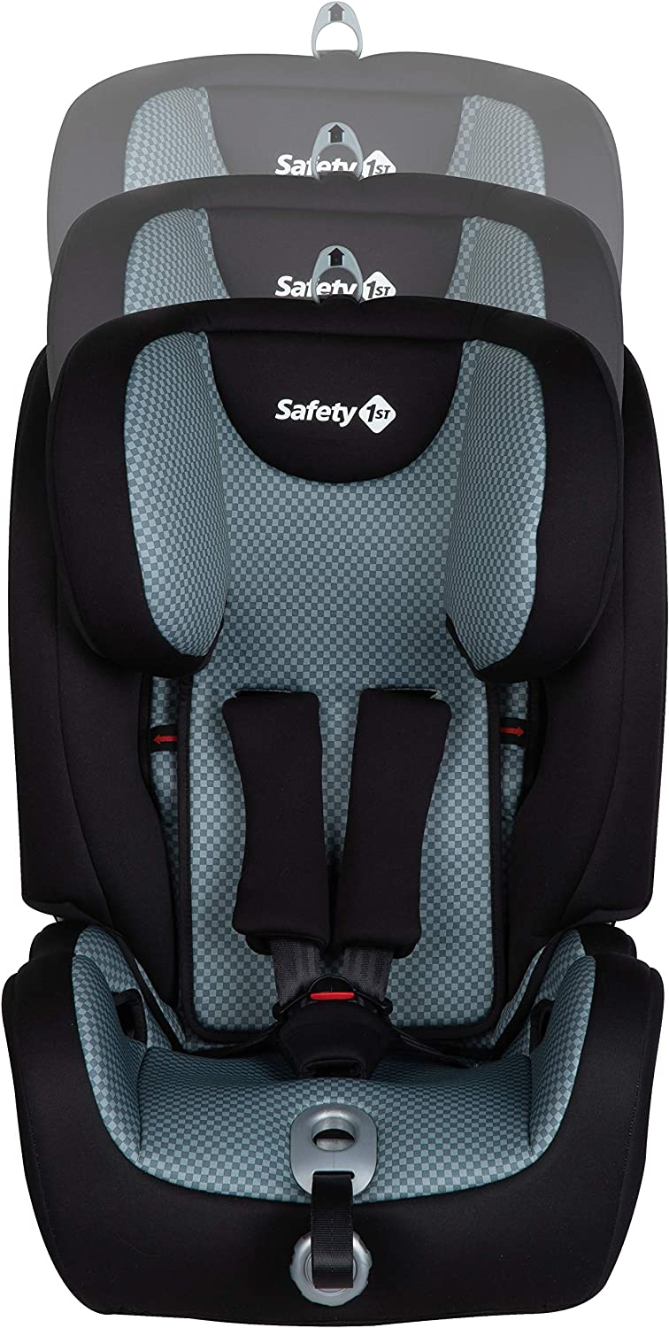 15 Months to 10/12 Years 9.8 kg Safety 1st Ever Fix Child Car Seat ...