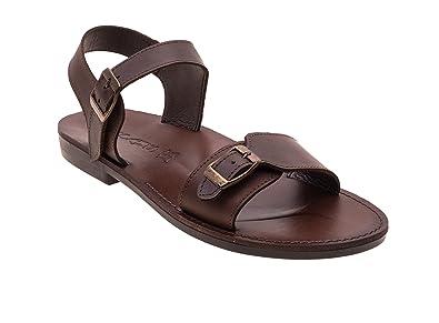 99207eb39bb8b8 Noah s Men Leather Flat