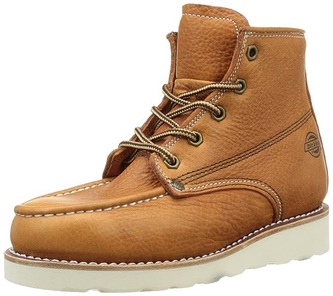 Dickies Männer Boots Illinois in schwarz Dickies | real
