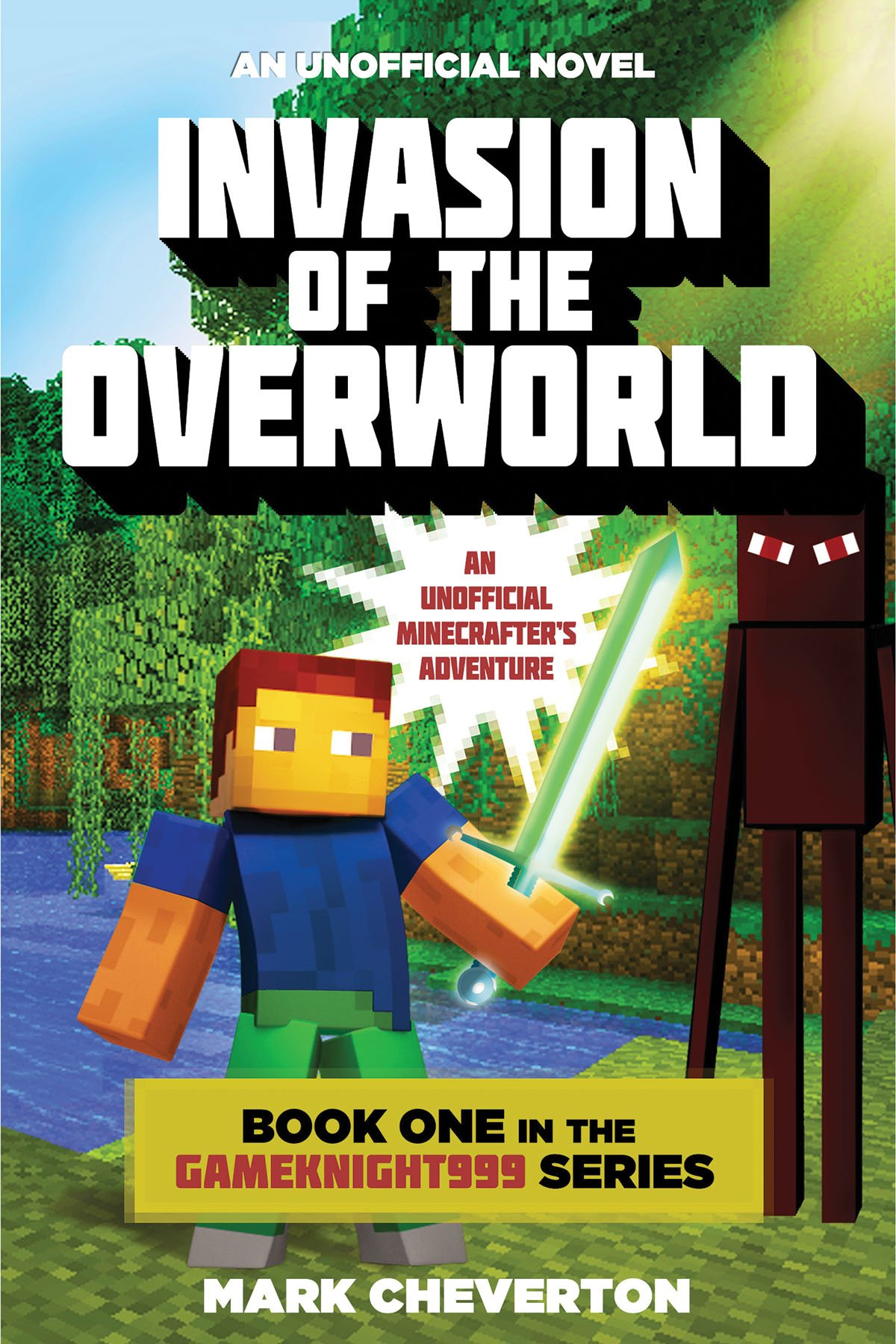 Invasion Overworld Gameknight999 Unofficial Minecrafters product image