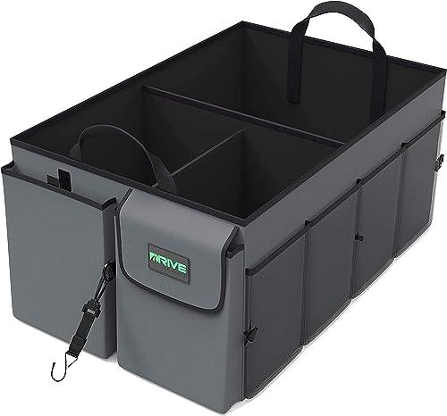 Drive Auto Products Car Trunk Storage Organizer