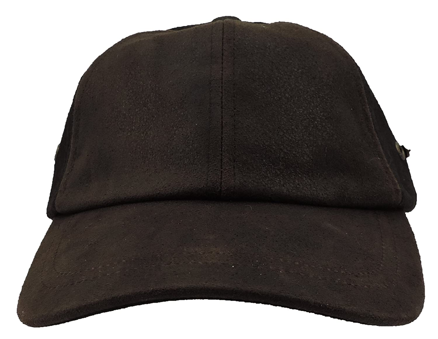 Stetson Men s Genuine Antiqued Two Tone Leather Baseball Cap at Amazon Men s  Clothing store  82196ac8c009